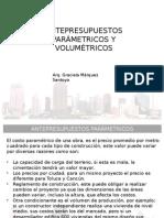 PRESUPUESTOS_PARAMETRICOS_yVOLUMETRICOS