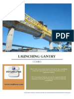 Launching Gantry