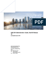SAE-GW Administration Guide