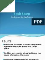 Fault Scarp