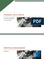 Finanzas UNMSM Parte 2 Portfolio