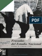 Frazadas Del Estadio Nacional - Montealegre