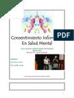 c. i. en Salud Mental Con Foto