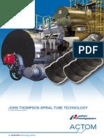 JT Spiral-Tube Brochure
