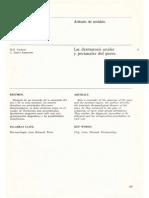 Dermatosis Anales y Perianales