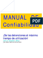 Manual de Confiabilidad Spanish