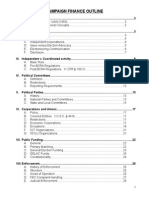 Campaign Finance Outline_3.doc
