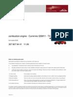 Cummins Engine QSM11