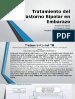 Tratamiento Del Trastorno Bipolar en Embarazo
