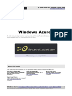 Manual Windows Azure