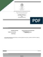 Literatura I Bibliografia 2015