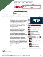 08-109-2015 Regresarán a Clases 122 Mil Alumnos de Nivel Básico en Reynosa