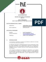 Syllabus Indicadores de Gestión - Prof. Fernandez - PAE-GP14-2 (2)