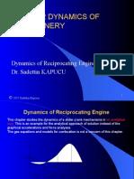 Dynamics of Reciprocating