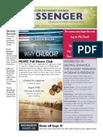 Messenger 8-11-2015