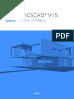 Bricscad-SysVar