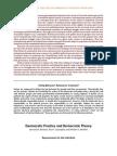 Voting Behavior Demo Theory Practice Reading-unit-2