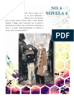 [Kanarianime] No. 6 Novela 4