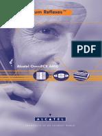 Manual ALctel 4020