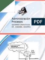 Administraci+¦n de Procesos