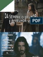 ENTRE TI E DEUS