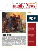 March 2010 Community News