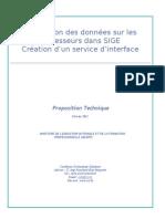 PLan de Redaction de La Proposition