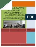 MetodologiasActivasParticipativasdelaEduacionpPopular