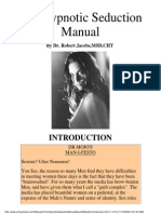 The Hypnotic Seduction Manual