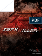 Fatal1ty Z97X Killer Series