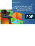 Manual soporte windows para escuelas