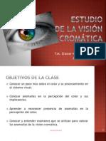 Estudio de la Vision cromática