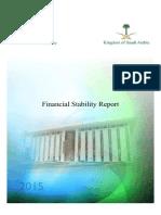Saudimonagency Financial Stability Report-2015