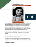 Anne Frank e Seu Diário