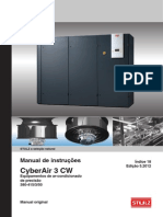 Manual Stulz - Cyber Air 3 Cw - Fan Coil Asd 1180cw