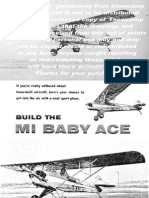 Baby Ace Airplane