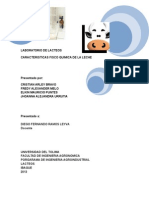 Informe Lab Lacteos 1