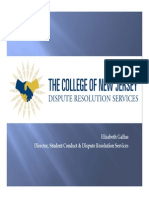 dispute resolution services presentation - copy