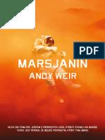 Marsjanin - Andy Weir