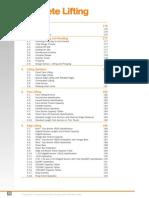 Concrete Lifting Design Manual