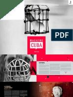 Magazine Cuba No. 1