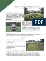 TAKALIK ABAJ Parques Arqueologicos