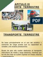TransporteTerrestre