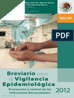 Breviario del control y prevencion de infecciones nosocomiales