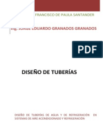 Diseño de Tuberias