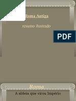 _Roma Antiga Resumo Ilustrado