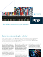 Blockchain Understanding the Potential