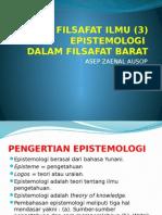 FILSAFAT ILMU (1)