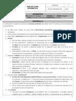 INF 9 Presentaciones