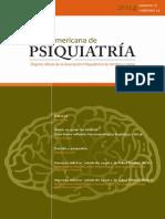 Revista Latinoamericana de Psiquiatría